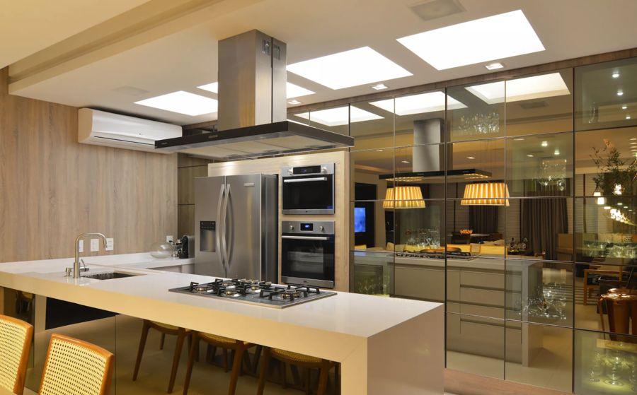 A praticidade da torre de fornos na sua cozinha blog da for Cocina practica